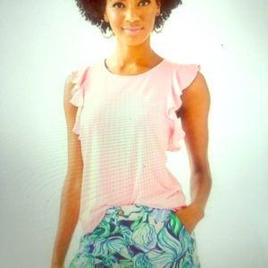 """Lilly Pulitzer """"lanette"""" top"""